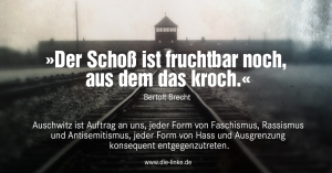 Gedenken Ausschwitz