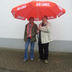 Von Links: Dietmar Buttler - Carsten Zinn